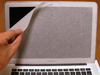 MAC未経験者が、MacBook Airを買ってみた(4)