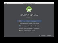 プログラミング歴30年目のAndroidアプリ作成(その2)Hello world!